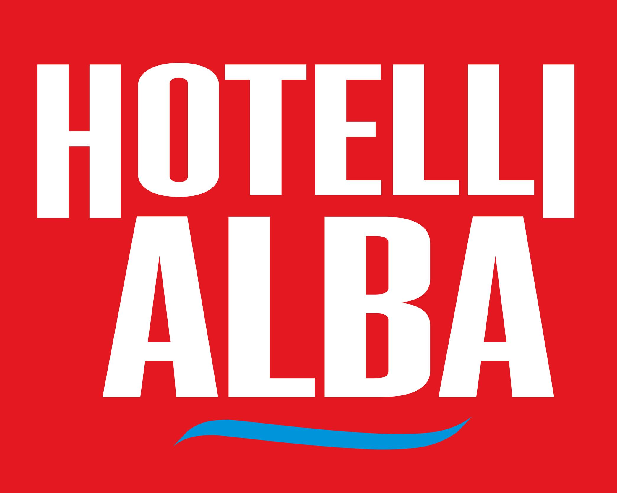 Hotelli ALBA Logo XmasJKL