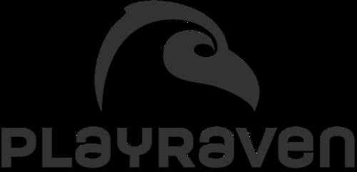 PlayRaven Logo XmasJKL